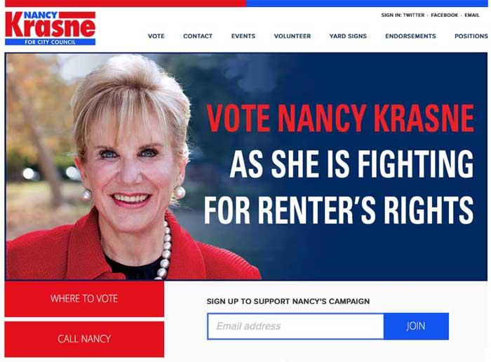 Krasne 2017 homepage