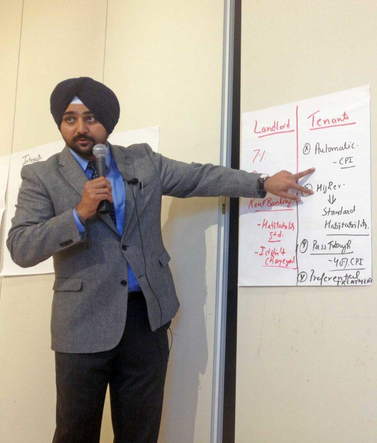 Professor Singh