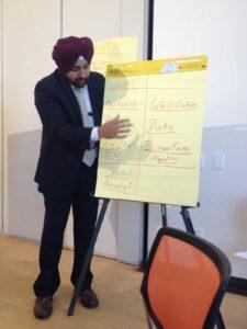Singh at dialogue #6