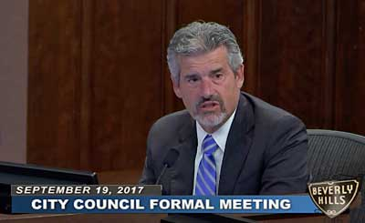 Larry Weiner, City Attorney
