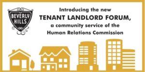 Tenant landlord forum