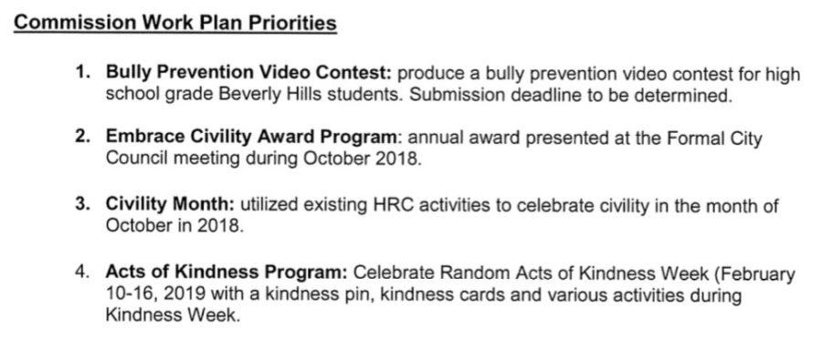 HRC workplan FY2018-19