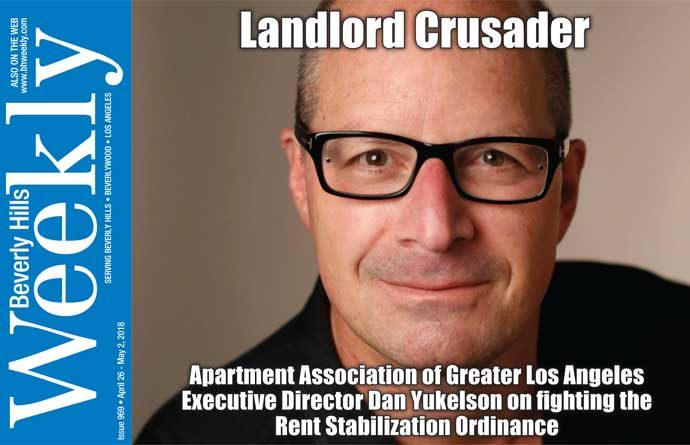 Yukelson landlord crusader BH Weekly Cover