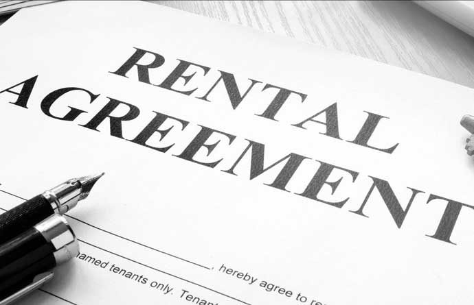 rental agreement stock