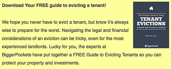 Ultimate guide to tenant evictions