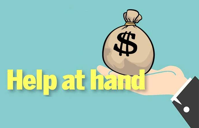 help at hand graphic