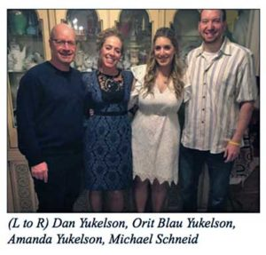 Yukelson-Blau family picture