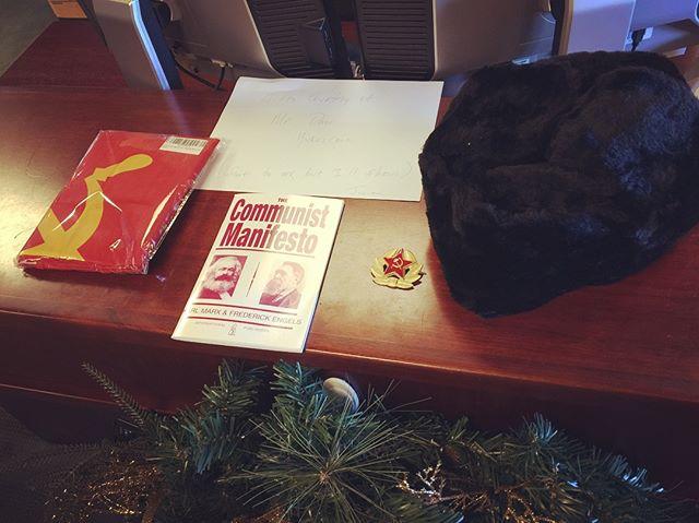 AAGLA Communist Manifesto gift