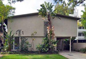 337 N Oakhurst front facade
