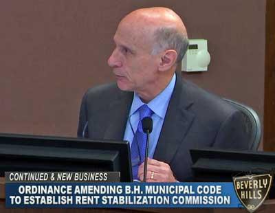 Councilmember Bob Wunderlich