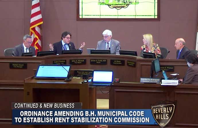 City Council at RSO commission formation 2019-3-5