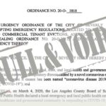 Local Moratorium vs. Tenant Act Which Rules Apply? [Updated]