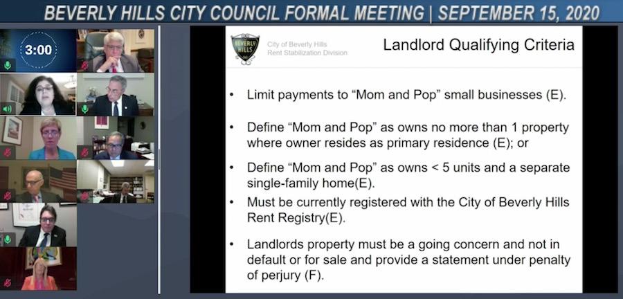 Council meeting 2020-9-15