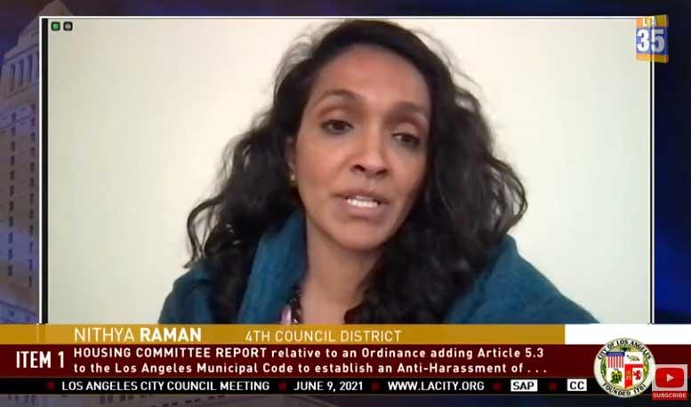 Nithya Raman (CD4)